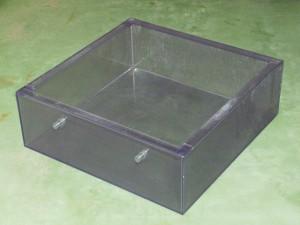 二枚貝棟 稚貝飼育室 飼育水槽